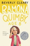 Cover image for Ramona Quimby, Age 8